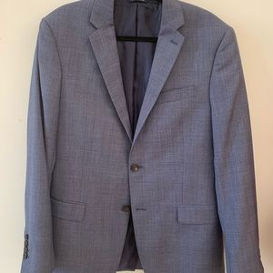 Used Ralph Lauren Prince of Wales Suit Jacket